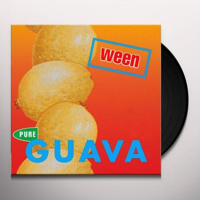 Ween PURE GUAVA Vinyl Record - 180 Gram Pressing, Reissue