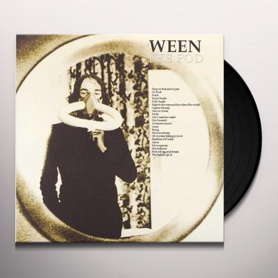 Ween POD Vinyl Record - Remastered, 180 Gram Pressing