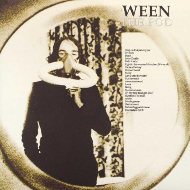 Ween POD Vinyl Record - Remastered, 180 Gram Pressing