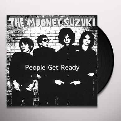 Mooney Suzuki PEOPLE GET READY Vinyl Record