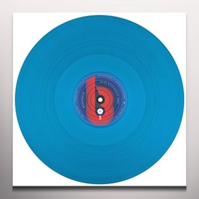 BLUE BOSSANOVA Vinyl Record - Colored Vinyl, Clear Vinyl, Limited Edition