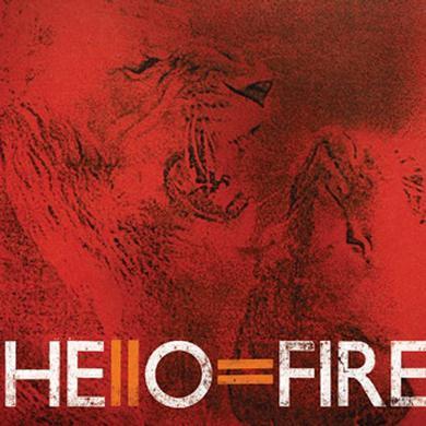 HELLO - FIRE Vinyl Record