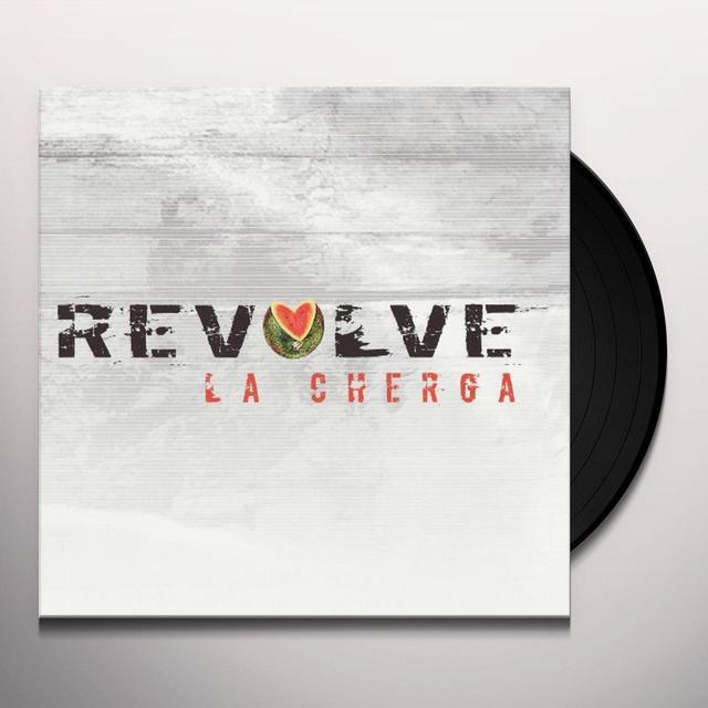 Cherga REVOLVE Vinyl Record