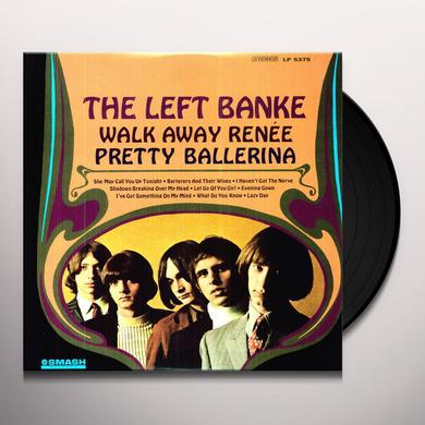 Left Banke WALK AWAY RENEE Vinyl Record - 180 Gram Pressing