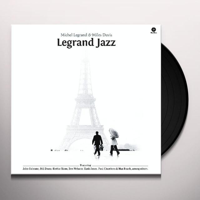 Michel Legrand / Miles Davis LEGRAND JAZZ Vinyl Record
