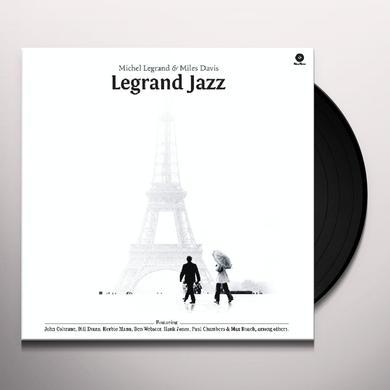 Michel Legrand / Miles Davis LEGRAND JAZZ (BONUS TRACK) Vinyl Record - 180 Gram Pressing