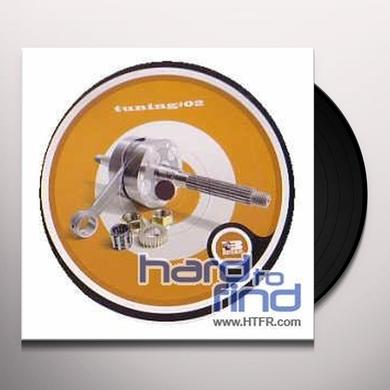 Wessling & Schrom / Martiniq TUNING 2 (EP) Vinyl Record