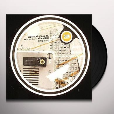 Goldfish Und Der Dulz DING DONG (EP) Vinyl Record