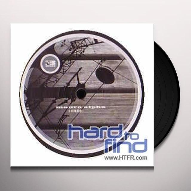 Mauro Alpha PALLETTE (EP) Vinyl Record