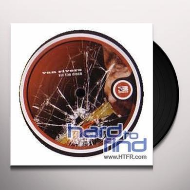 Van Rivers KILL THE DISCO (EP) Vinyl Record