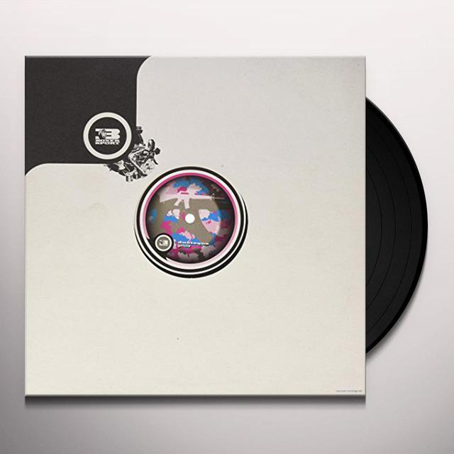 Duoteque GOTCHA Vinyl Record