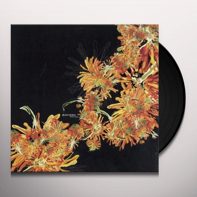 Argenis Brito MICRO MUNDO (EP) Vinyl Record