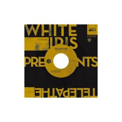Telepathe THROW AWAY THIS Vinyl Record