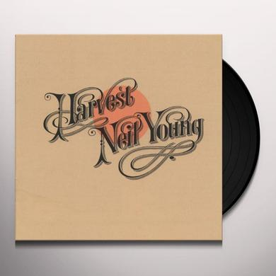Neil Young HARVEST Vinyl Record - 180 Gram Pressing, Remastered