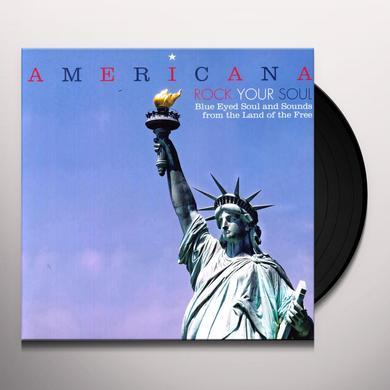 AMERICANA ROCK YOUR SOUL BLUE EYED SOUL & / VAR Vinyl Record