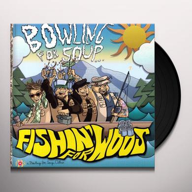 Bowling For Soup FISHIN FOR WOOS Vinyl Record
