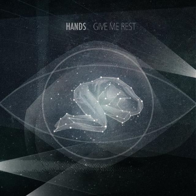 Hands GIVE ME REST Vinyl Record
