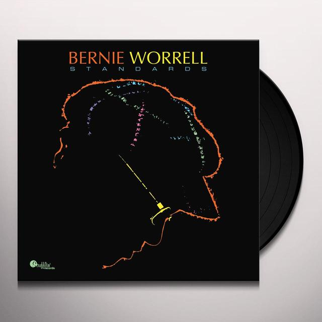 Bernie Worrell STANDARDS Vinyl Record