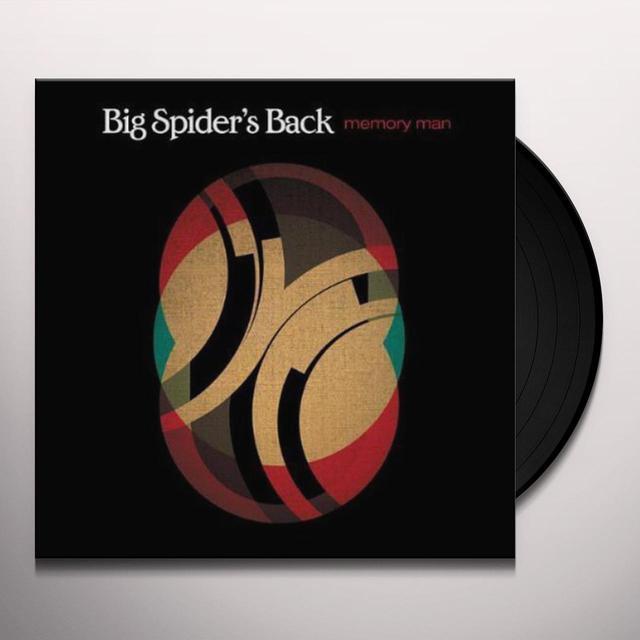 Big Spider'S Back MEMORY MAN Vinyl Record