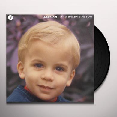 Samiyam SAM BAKER'S ALBUM Vinyl Record