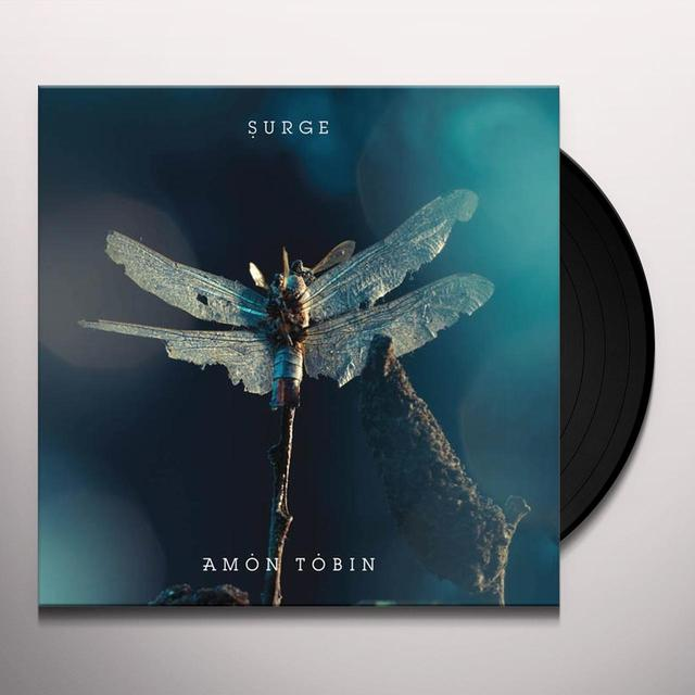 Amon Tobin SURGE Vinyl Record