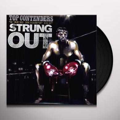 TOP CONTENDERS: THE BEST OF STRUNG OUT Vinyl Record