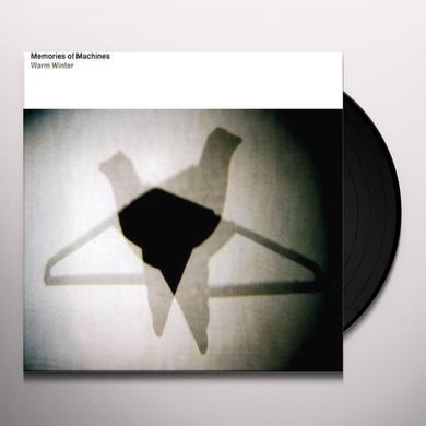 Memories Of Machines WARM WINTER (Vinyl)