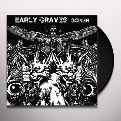 Early Graves GONER Vinyl Record