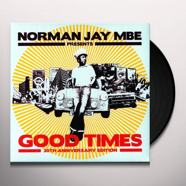 NORMAN JAY PRESENTS GOOD TIMES 30 Vinyl Record