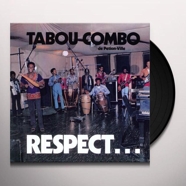 Tabou Combo RESPECT Vinyl Record
