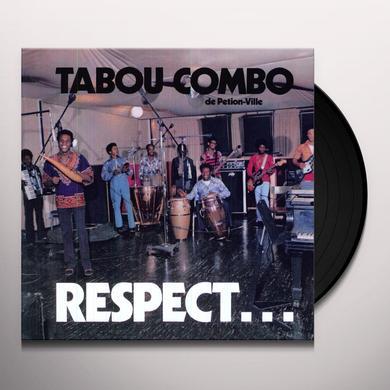 Tabou Combo RESPECT Vinyl Record