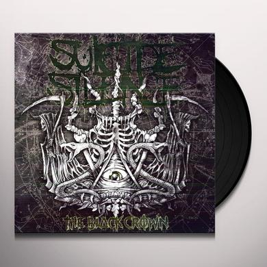Suicide Silence BLACK CROWN Vinyl Record