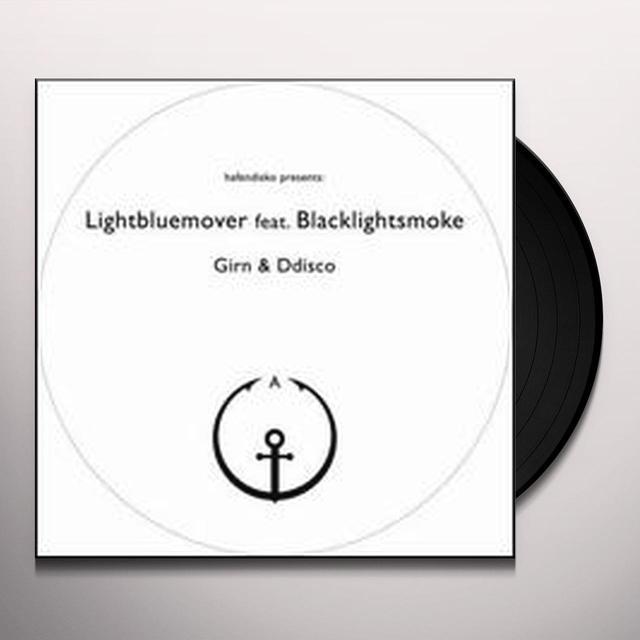 Lightbluemover GIRN & DDISCO (EP) Vinyl Record