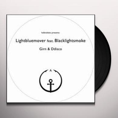 Lightbluemover GIRN & DDISCO Vinyl Record