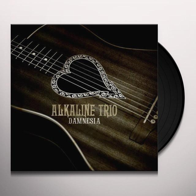 Alkaline Trio DAMNESIA Vinyl Record