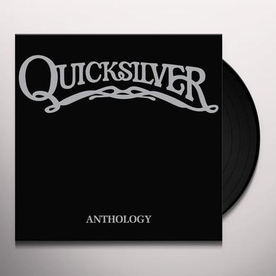 Quicksilver Messenger Service QUICKSILVER ANTHOLOGY Vinyl Record