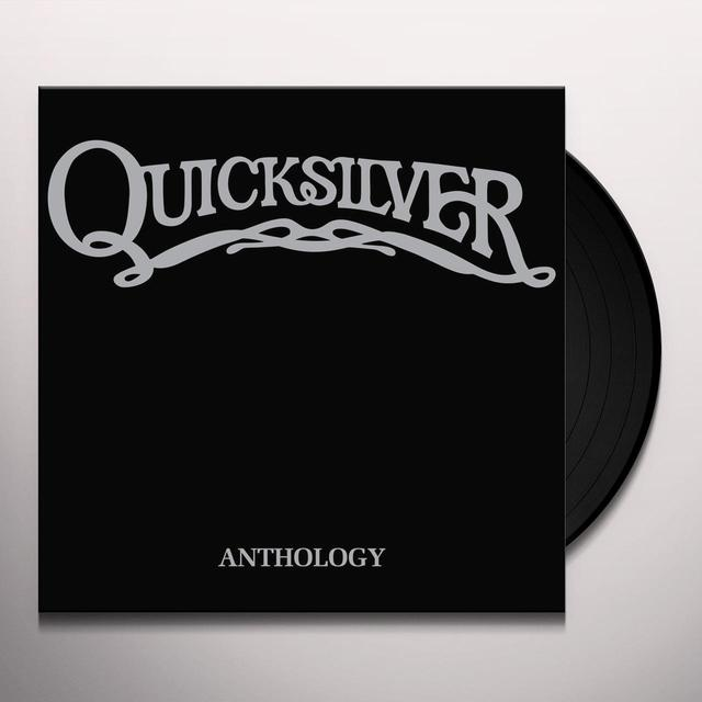 Quicksilver Messenger Service QUICKSILVER ANTHOLOGY Vinyl Record - Limited Edition, 180 Gram Pressing