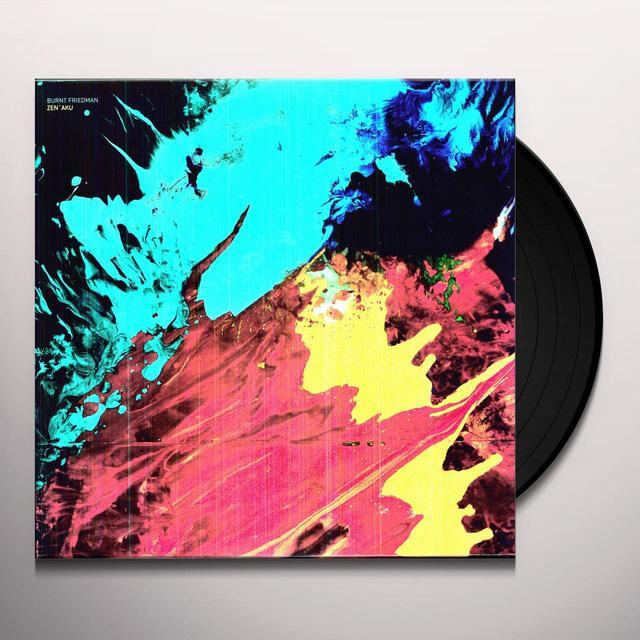 Burnt Friedman ZEN'AKU (EP) Vinyl Record