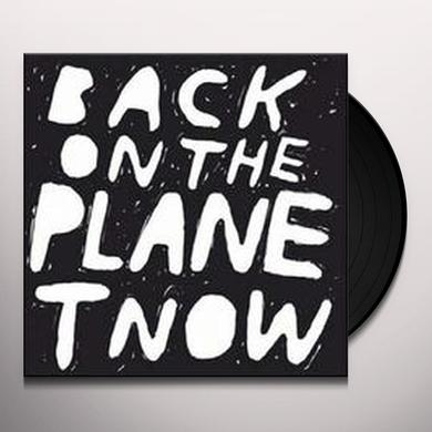 Dionne BACK ON THE PLANET Vinyl Record