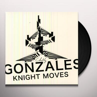 Gonzales KNIGHT MOVES (EP) Vinyl Record
