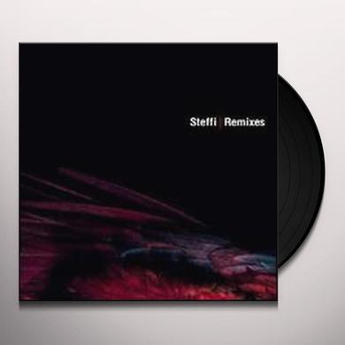 Steffi REMIXES (EP) Vinyl Record