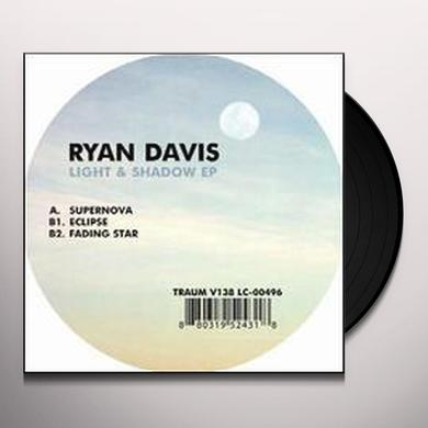 Ryan Davis LIGHT & SHADOW (EP) Vinyl Record