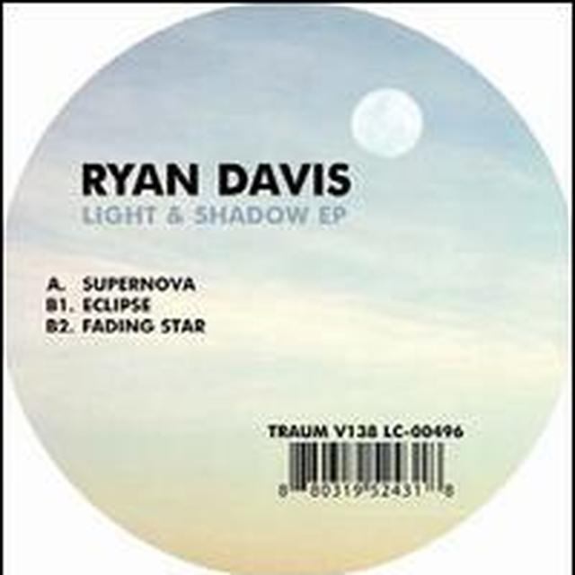 Ryan Davis LIGHT & SHADOW (EP) Vinyl Record