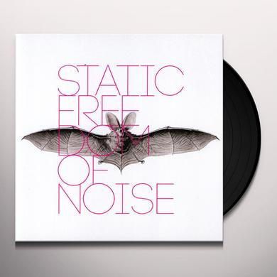 Static FREEDOM OF NOISE Vinyl Record