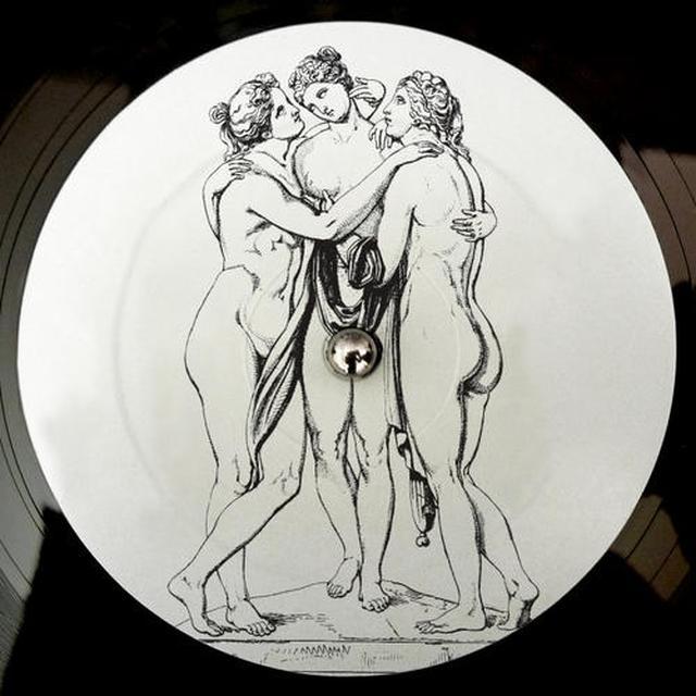 Jeremy Glenn NEW LIFE Vinyl Record