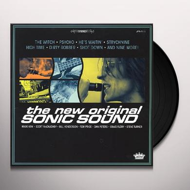 NEW ORIGINAL SONIC SOUND Vinyl Record