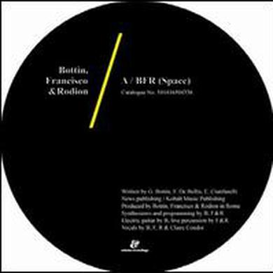 Francisco Bottin & Rodion BFR / ZOMBIE EROTIC Vinyl Record