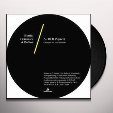 Francisco Bottin & Rodion BFR / ZOMBIE EROTIC Vinyl Record