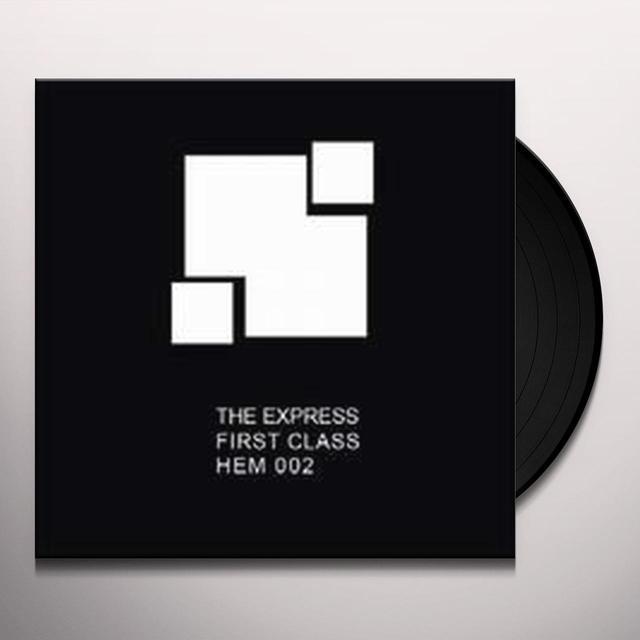 Express FIRST CLASS Vinyl Record