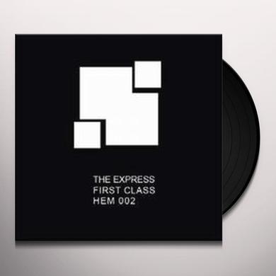 Express FIRST CLASS (EP) Vinyl Record